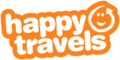 happy travels logo